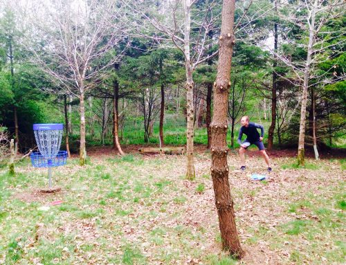 Disc Golf coming to Swanston Farm!