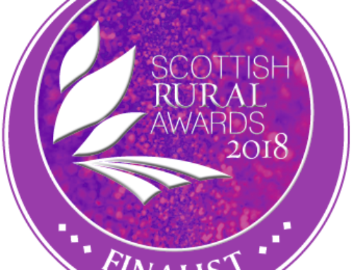 Swanston Farm a Finalist for Scottish Rural Awards 2018